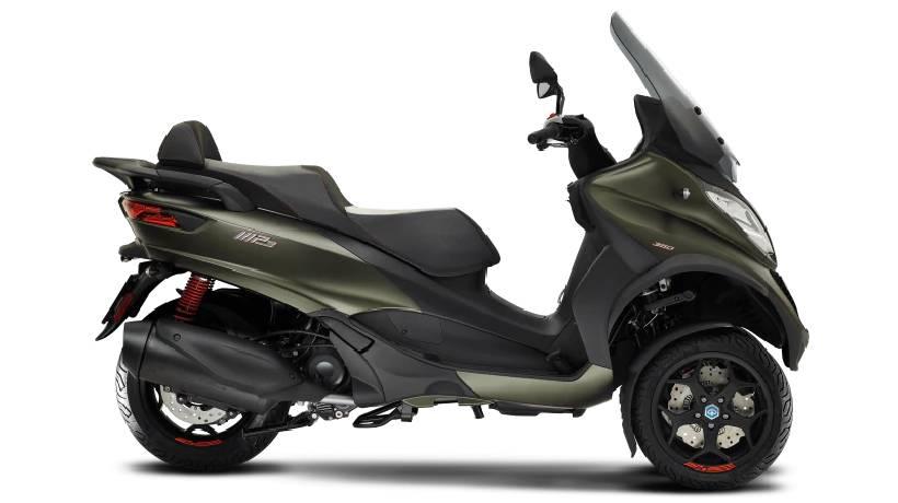 motos de tres ruedas carnet de coche modelos precios piaggio 350