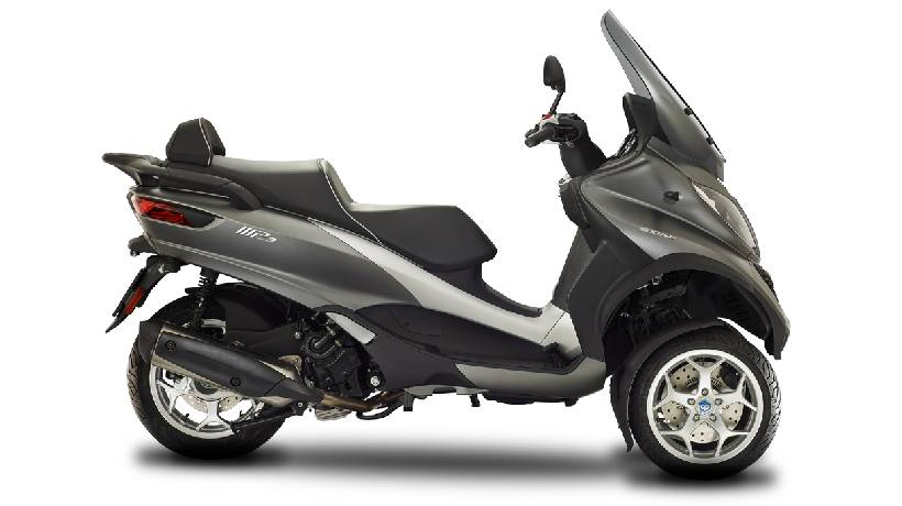 motos de tres ruedas carnet de coche modelos precios piaggio 500 business