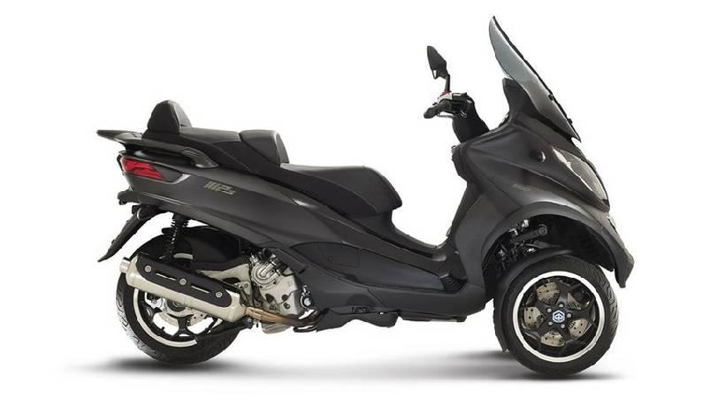 motos de tres ruedas carnet de coche modelos precios piaggio 500 sport