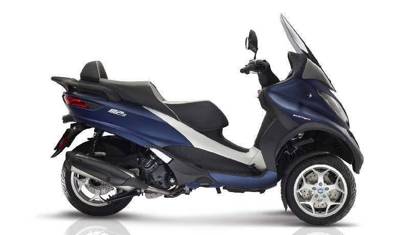 motos de tres ruedas carnet de coche modelos precios piaggio 500