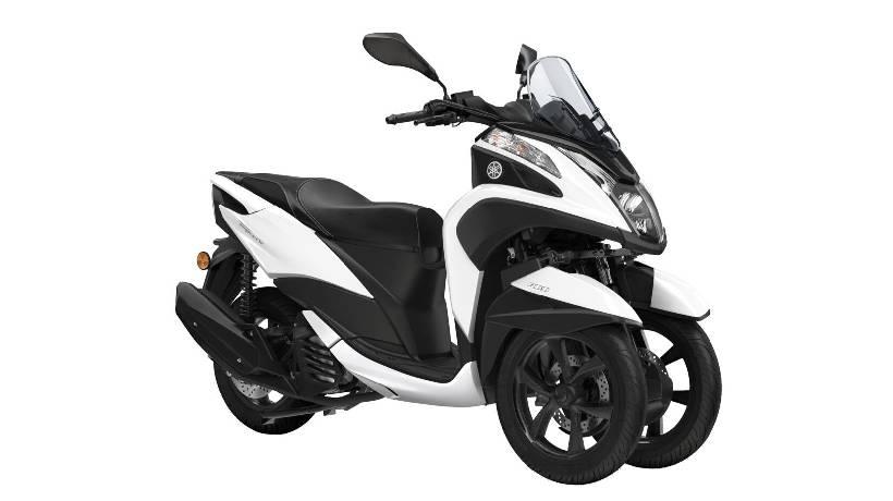 motos de tres ruedas carnet de coche modelos precios yamaha tricity 125 abs