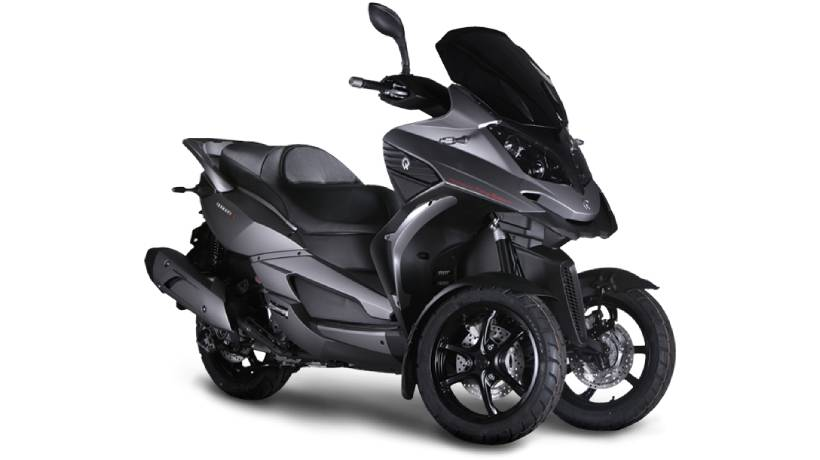 motos de tres ruedas carnet de coche modelos precios yamaha tricity 125
