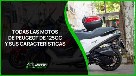 motos peugeot 125 catalogo modelos peugeot motoycles
