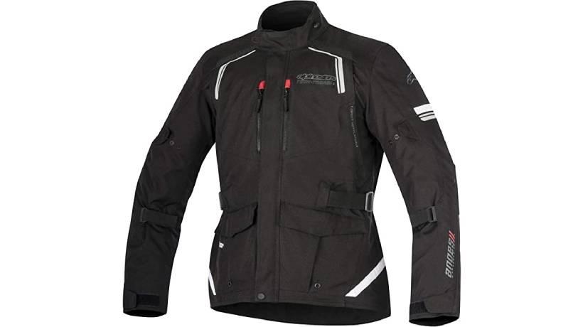 mejores chaquetas moto invierno alpinstars andes v2 drystar