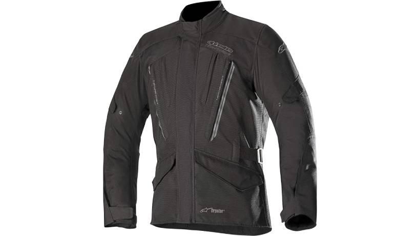 mejores chaquetas moto invierno alpinstars volcano drystar