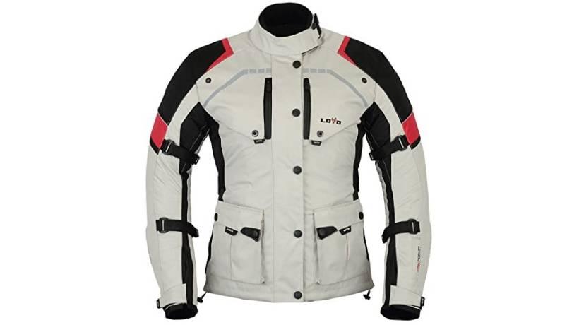 mejores chaquetas moto invierno mujer lovo 3/4