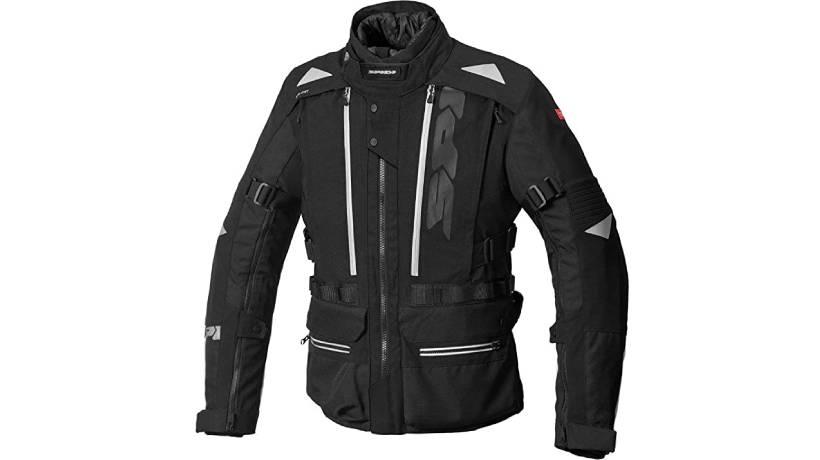 mejores chaquetas moto invierno spidi allroad h2out