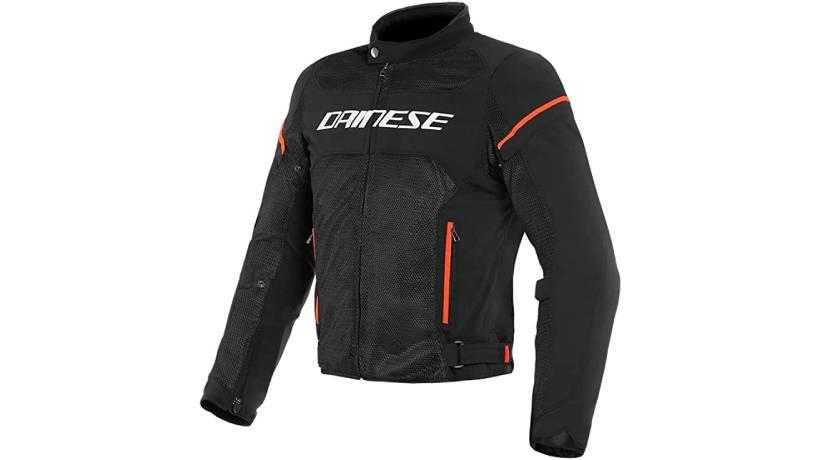 mejores chaquetas moto verano dainese air frame d1 tex