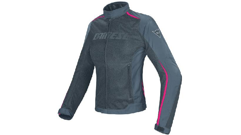mejores chaquetas moto verano mujer dainese hydra flux d dry