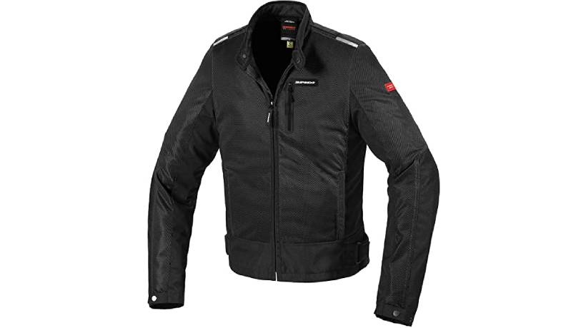 mejores chaquetas moto verano spidi solar net