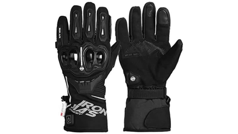 mejores guantes moto invierno borneli
