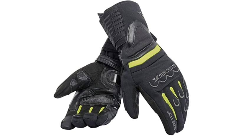 mejores guantes moto invierno dainese