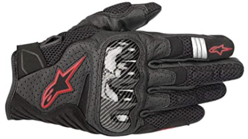 mejores guantes moto verano alpinestars