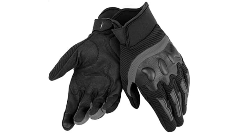 mejores guantes moto verano dainese