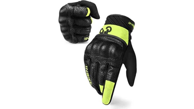 mejores guantes moto verano inbike