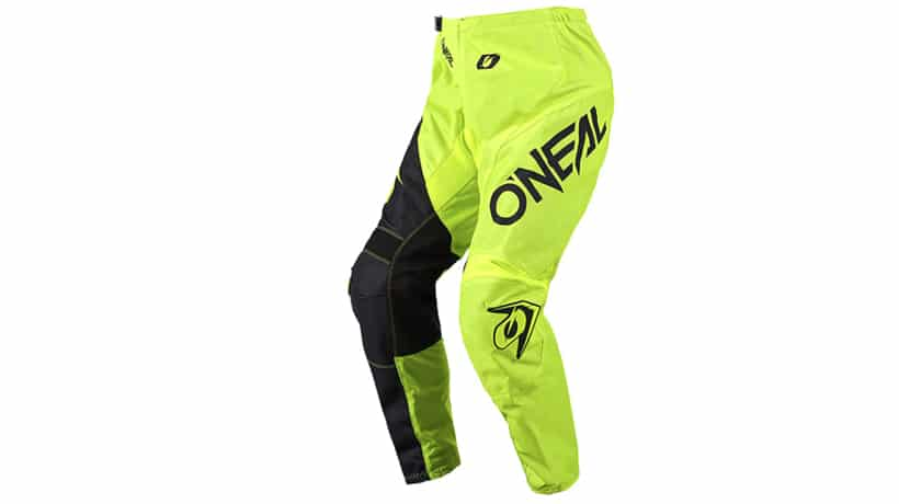 mejores pantalones moto invierno hombre oneal element racewear