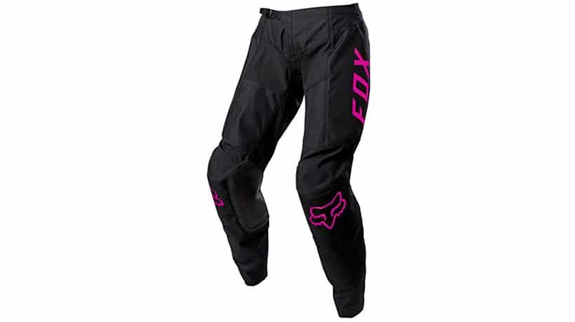 mejores pantalones moto invierno mujer fox racing