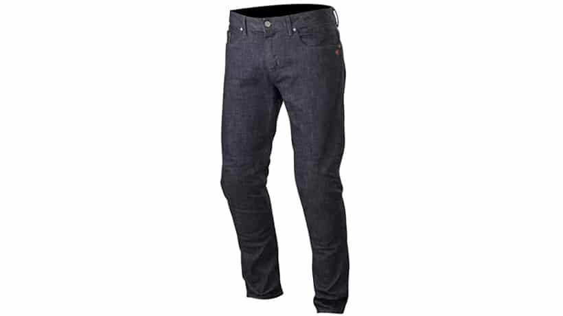 mejores pantalones moto verano hombre alpinestrars honda copper denim
