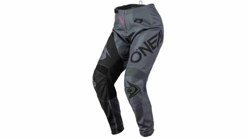 mejores pantalones moto verano mujer oneal racewear