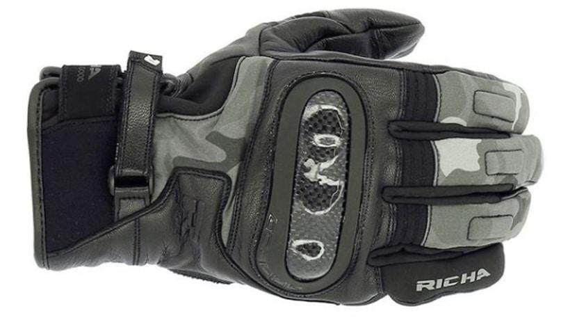 mejores guantes moto invierno hombre richa