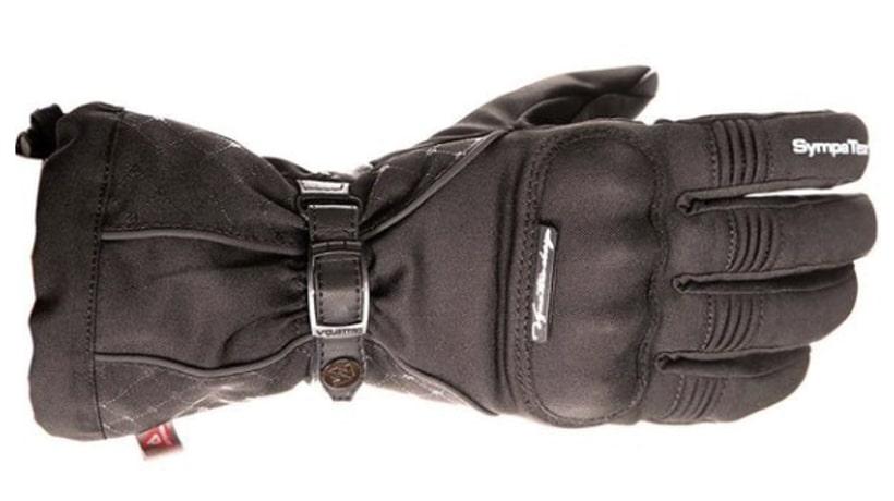 mejores guantes moto invierno mujer vquattro