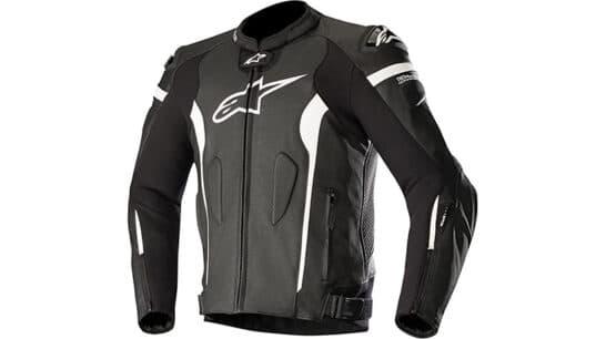 mejor chaqueta airbag moto alpinestars missile