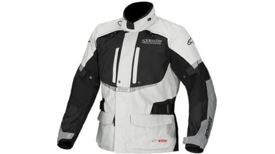 mejores chaquetas moto invierno hombre alpinestars andes drystar special edition