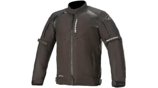mejores chaquetas moto invierno hombre alpinestars headlands drystar