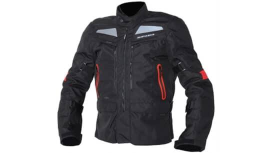 mejores chaquetas moto invierno hombre spidi discovery h2out