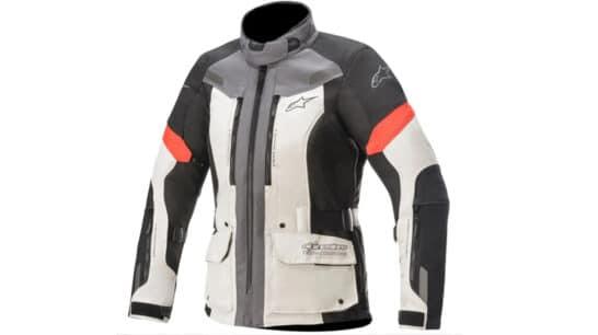 mejores chaquetas moto invierno mujer alpinestars stella valparaiso v3 drystar lady