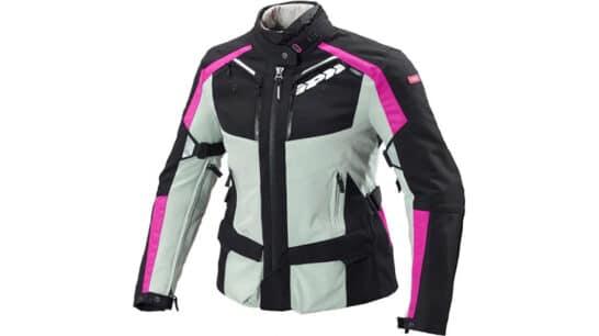 mejores chaquetas moto invierno mujer spidi 4season h2out lady